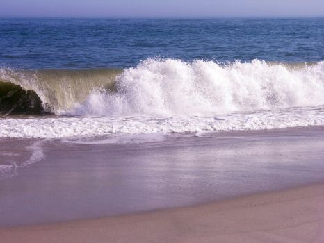 Ocean Waves Stock 1 by FairieGoodMother