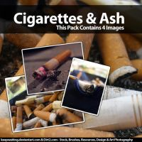 Cigarettes Stock Pack by KeepWaiting