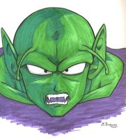 PICCOLO by zoisven