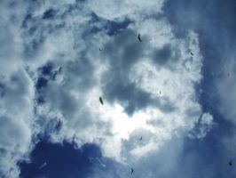 Hang gliders 002 - Stock by EasternBrumbyStock