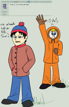 Answer 6 by GoinDown-2-SouthPark