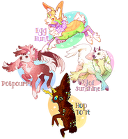 Minkin | SPRING MUTATION AUCTION (CLOSED) by edelilah