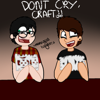 Don't cry, craft! by xXNiightWiing