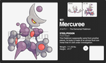 107: Mercuree by LuisBrain