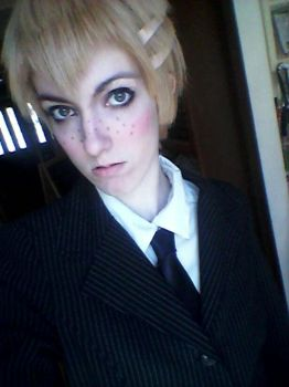 kuzuryuu fuyuhiko - costest by BlueCereal