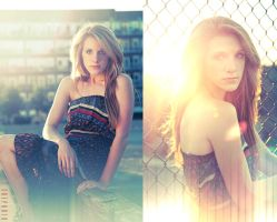 Lindsey Lens Flare by SREphoto