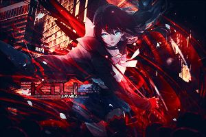 Kill la kill by Myurdiansyah
