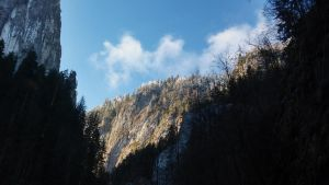 Bicaz Canyon 1 by TheSpectral-Wolf