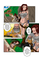 Commision - The Cost of a Free Lunch pag.01 by BOAStudio
