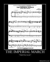 Star Wars The Imperial March Music by Onikage108