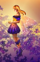 Fairies - Robin by Alise-Art