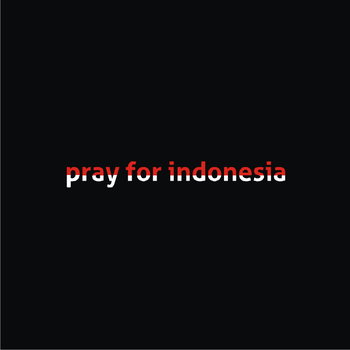 pray indonesia by rajajowaz