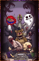 Halloween Collab: We're Real! by SrPelo