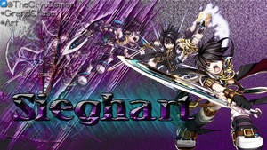Sieghart (Grand Chase) by palkia1208