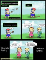 Earthbound: Low IQ by Crystal124