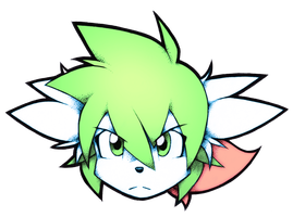 Shaymin by AmarLthePlumber