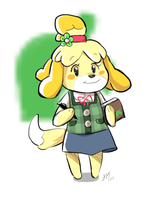 Isabelle by Artizluv