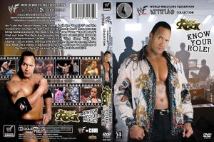 The Rock - Know Your Role DVD Cover by Chirantha