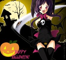 Happy halloween every one by kotorikurama