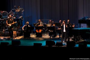 Josh Groban in Cape Town by TheSoftCollision