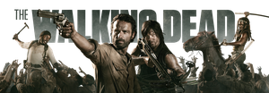 Walking Dead Icon by SlamItIcon