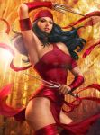 ImagineFX Bookazine - Elektra by Artgerm