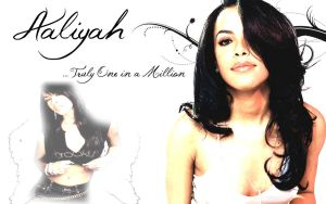 Aaliyah Truly One in a Million by Sayomi101