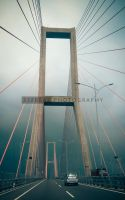 Suramadu Bridge by 31freak