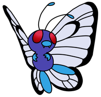 Butterfree by Ansa2613