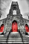 The Church by DennisChunga