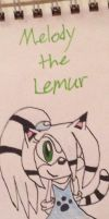 Melody the Lemur by emerswell