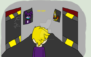 Stay Calm (FNAF Music Challenge 15) by tails-fangirl