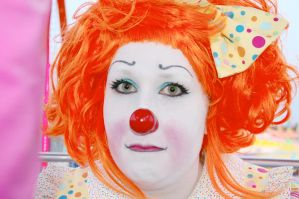 Peaches the Clown VI. by burntfaestock