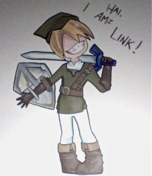I AMZ LINK by a-small-piece-of-ham