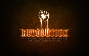 young revolution by krishsajid