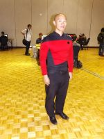 Captain Picard by Neville6000