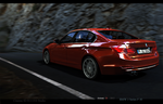 BMW 3 Series f30 Scene by Artsoni3D