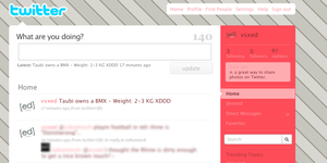 Partim Twitter Layout by VSX47