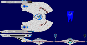 USS Congress Multi-View by captshade
