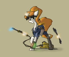 The Mechanic by Sinrar