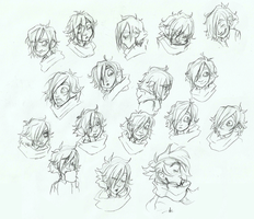 Edwin Expression Sheet by AugustRaes