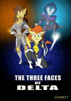 The Three Faces of Delta by BreakoutKid