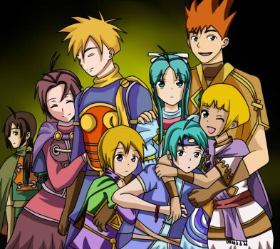 GS: We're a team now! by Jeako