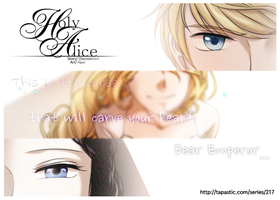 Coming Soon Holy Alice episode 12! by Ha-Yel