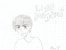 Light Yagami by xAleux