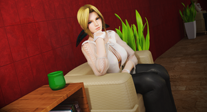 Helena at Home 2 by Codename-K