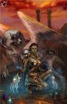 lineage II by balvarin