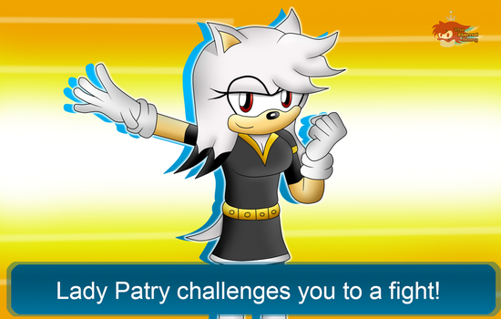 Prepared for combat? -Lady Patry- by LegendQueen01