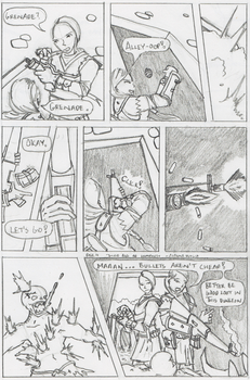 Third Age of Humanity - Page 4 by ultrapunk