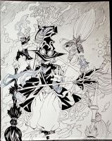 Shion Eliphas Levi -inked- by A-Black-Angel